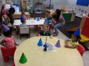 Avery's classmates