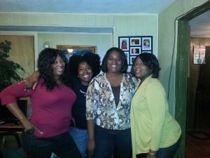 Caldwell Women