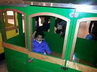 Mall-Train